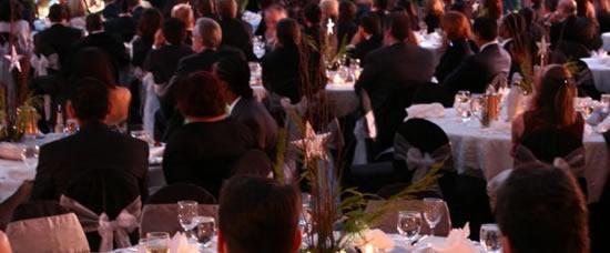 Annual dinner celebration